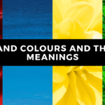 brand colours and their meanings