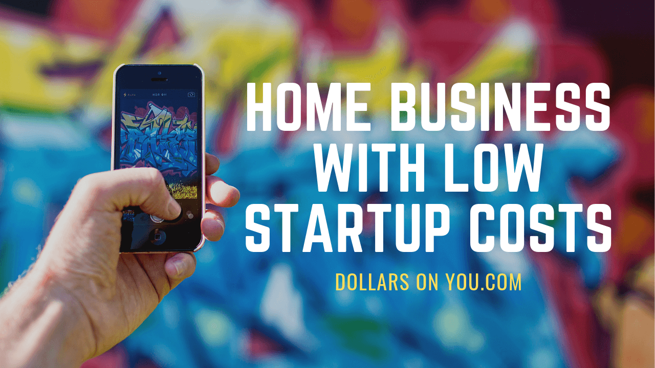 home business with low startup costs